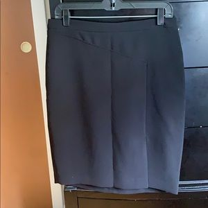 Dkny black skirt